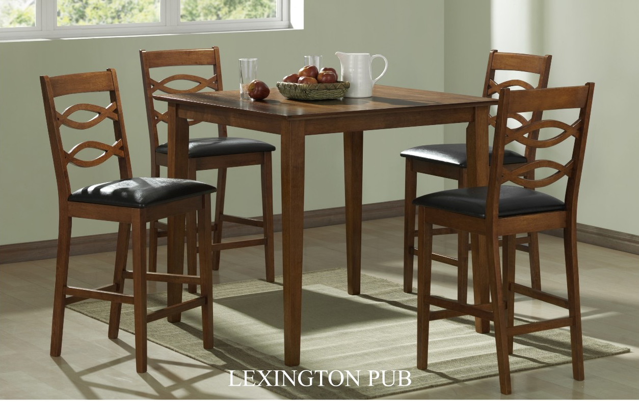 Lexington 5Pc Pub Dining Set