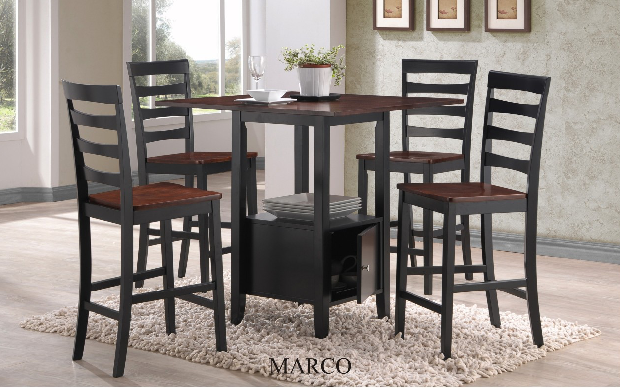 Marco 5PC Pub Dining Set