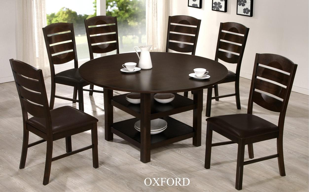 Casa Blanca Oxford 7pc Dining Set