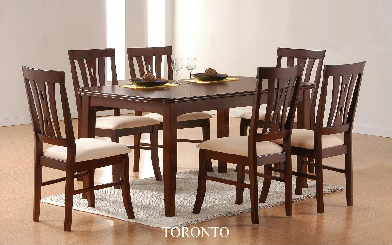 Casa Blanca Toronto 7pc Dining Set