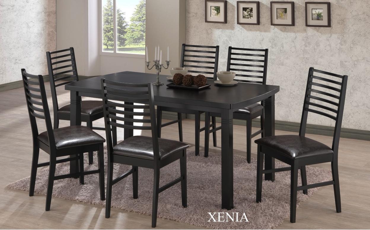 Casa Blanca Xenia 7pc Dining Set
