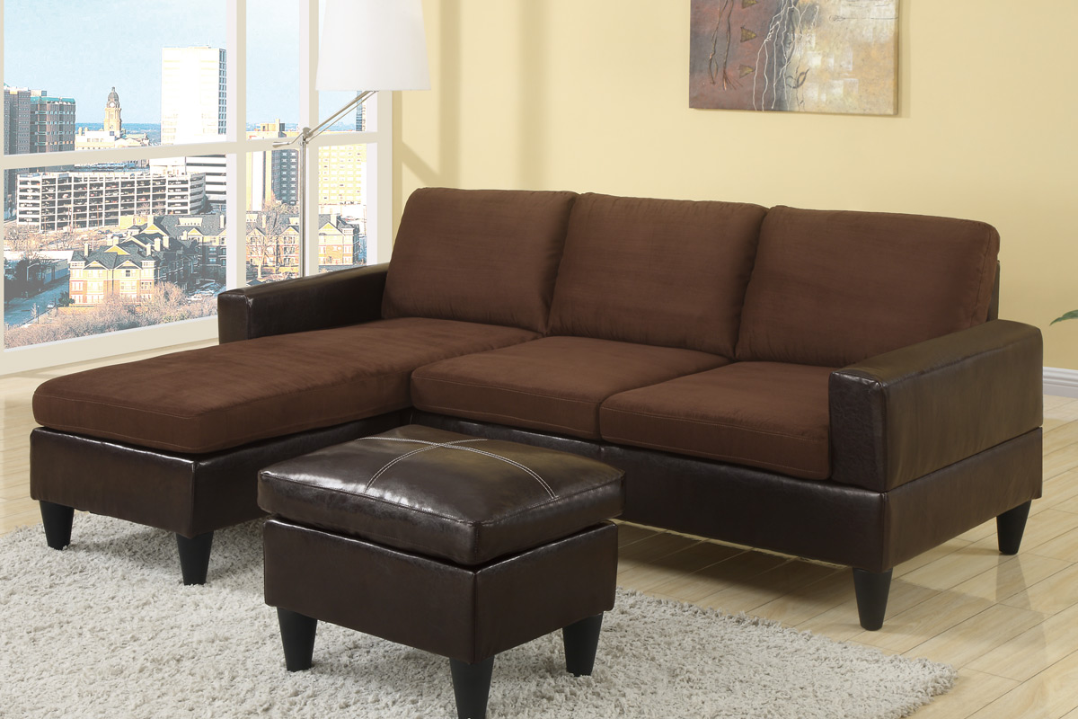 All in one sectional 007291