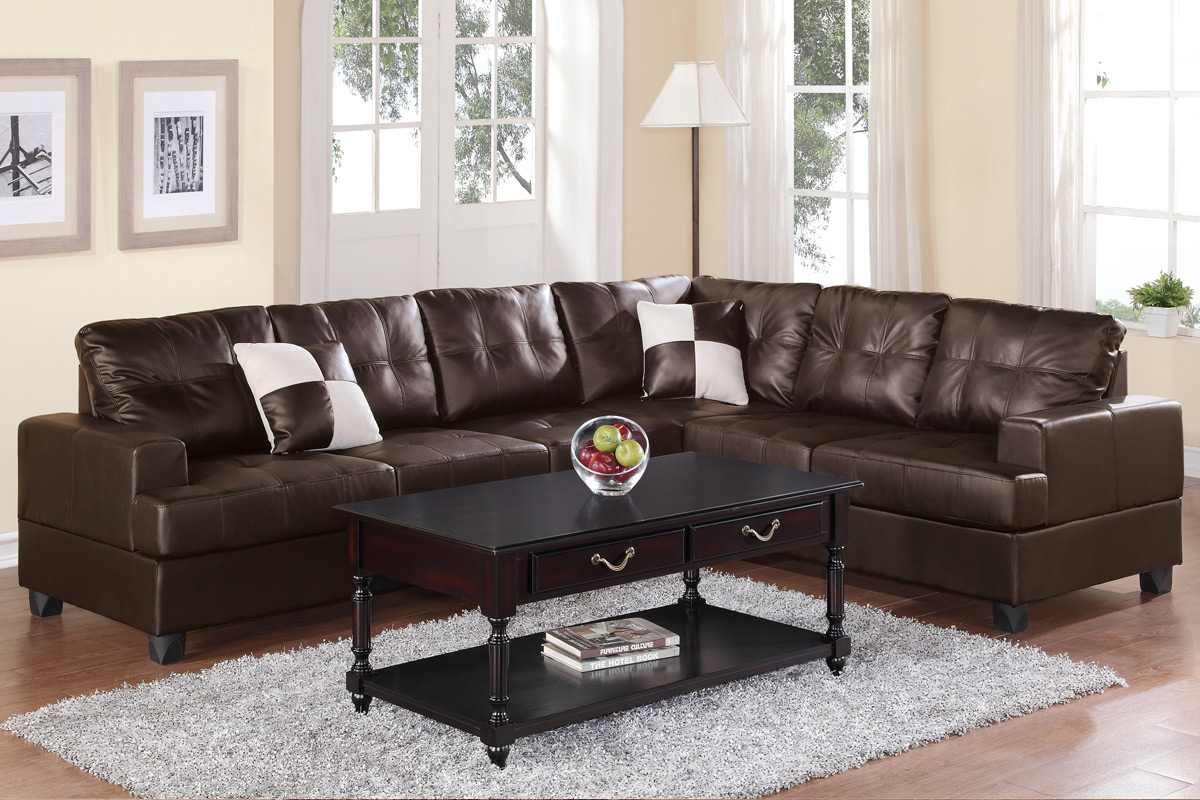 2Pcs Sectional 007629