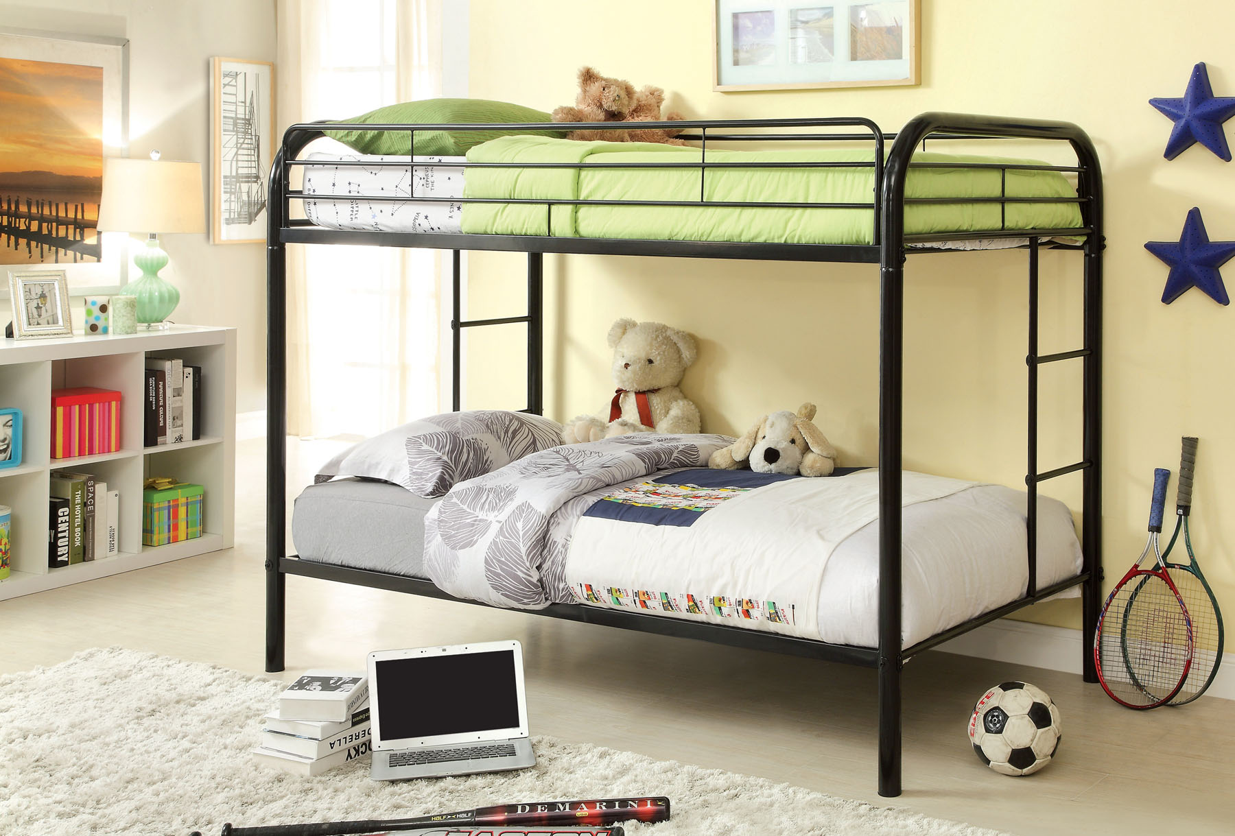 Metal Bunk Bed Special $365 With Mattress