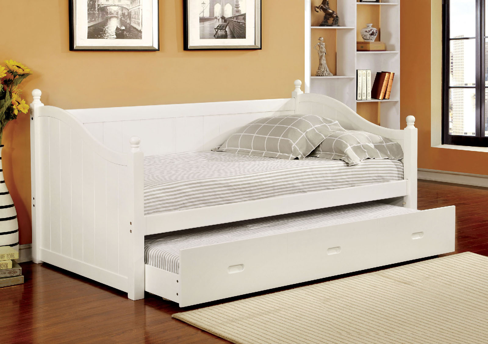 reputable site c717e f64df Wood Daybed CM1928WH