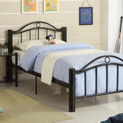 twin metal bed f9010
