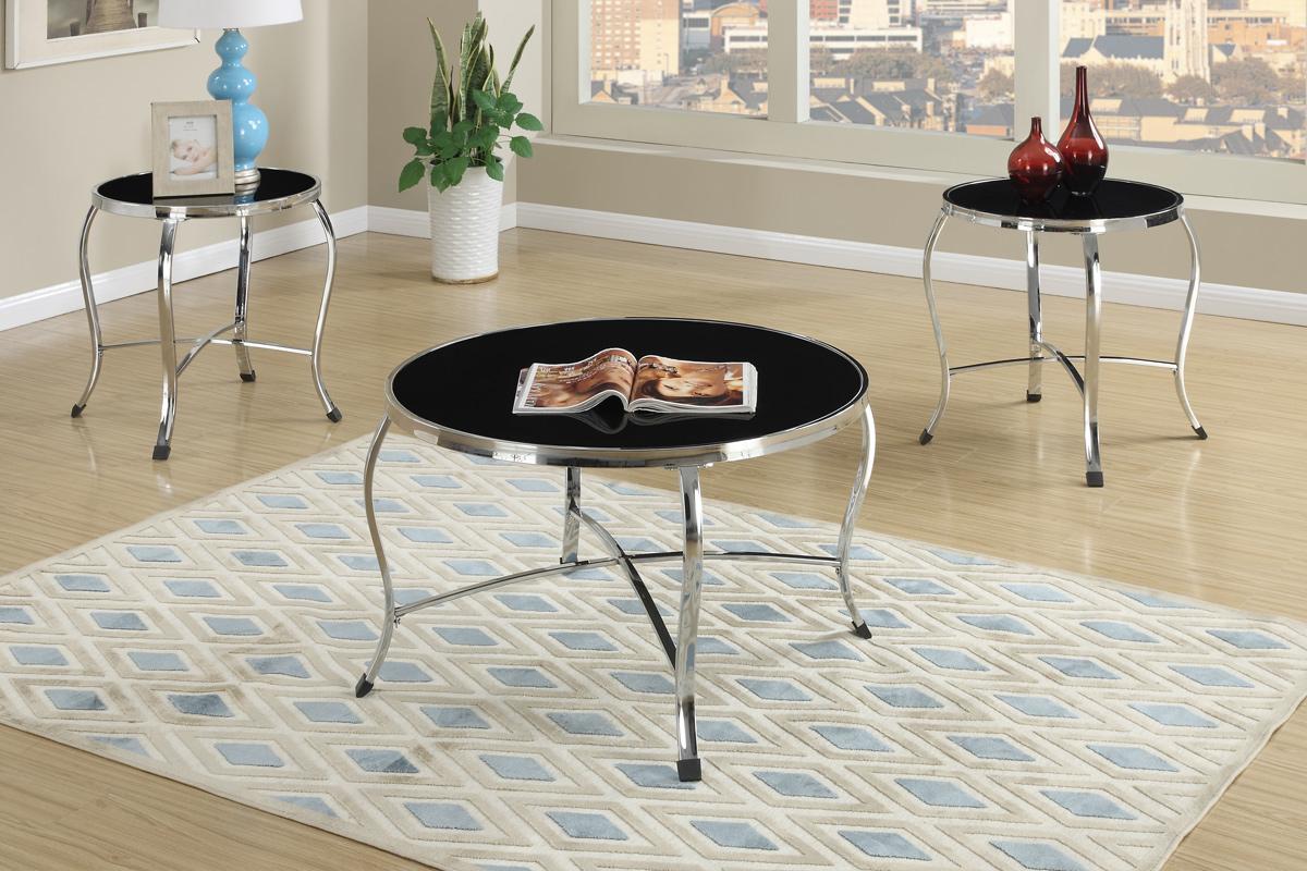 F3096 & 3-Pcs Coffee Table Set F3096 u2013 Furniture Mattress Los Angeles and El ...
