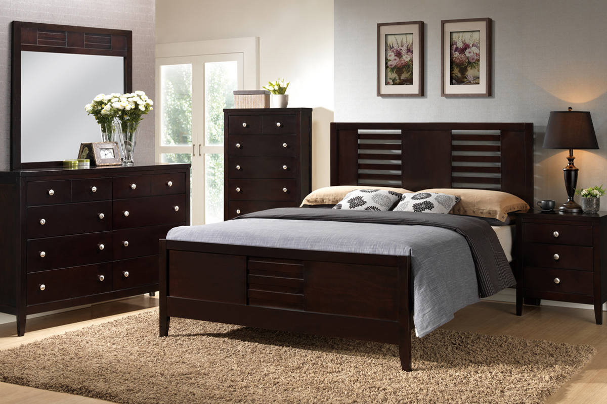 F9281 Queen Bed Frame