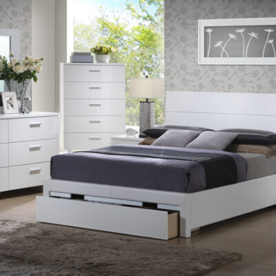 F9284 Queen Bed Frame