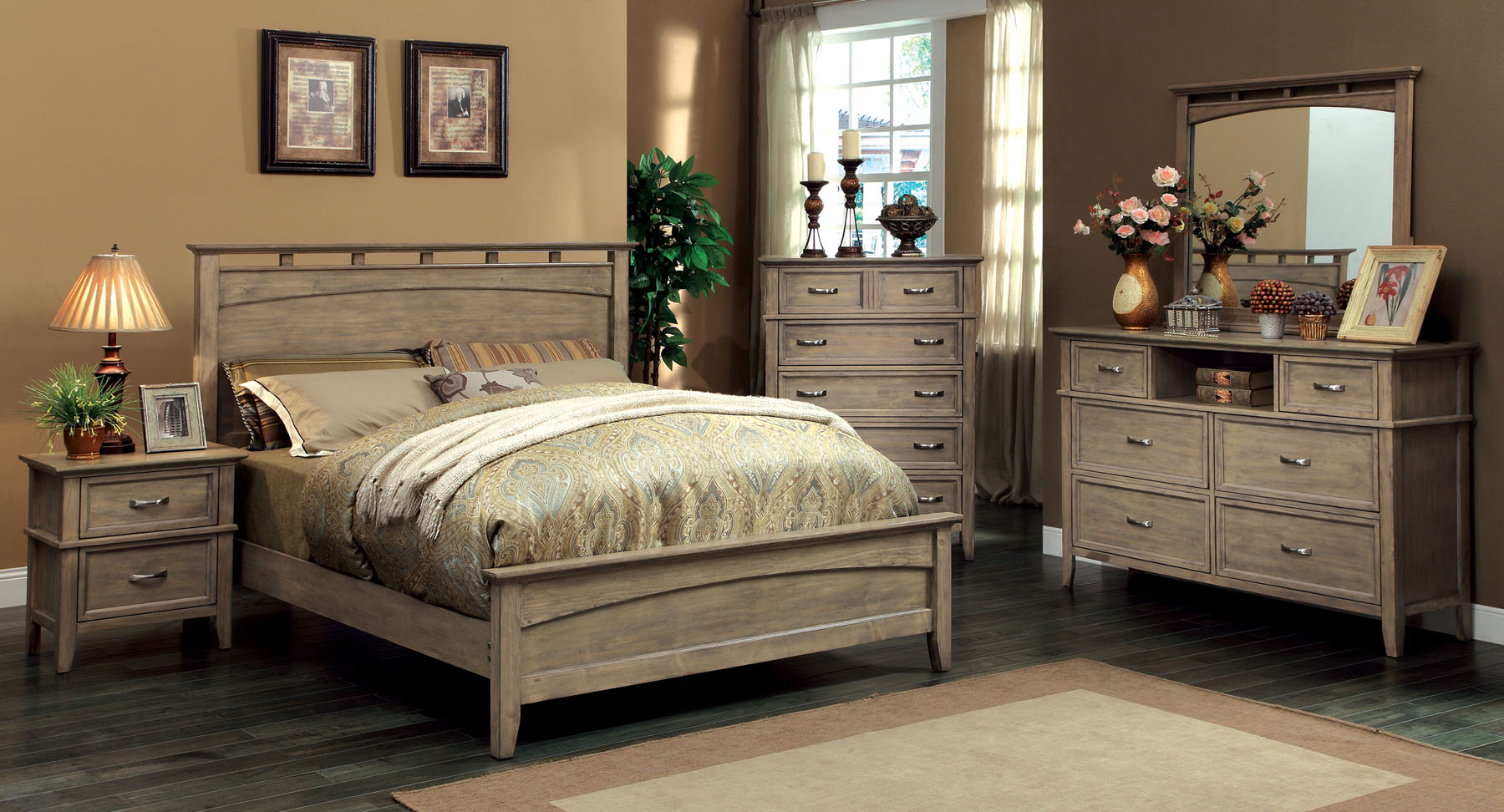 FOA Queen Beds