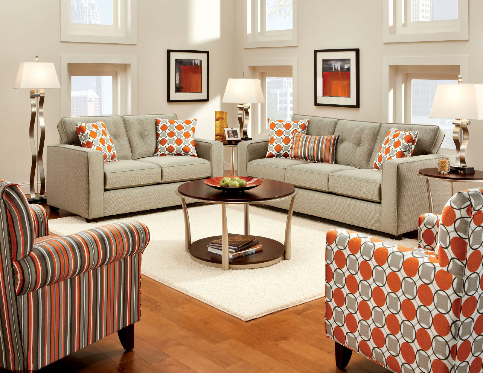 Made in the USA Sofa Sets