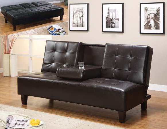 8623 Click Futon Sofa