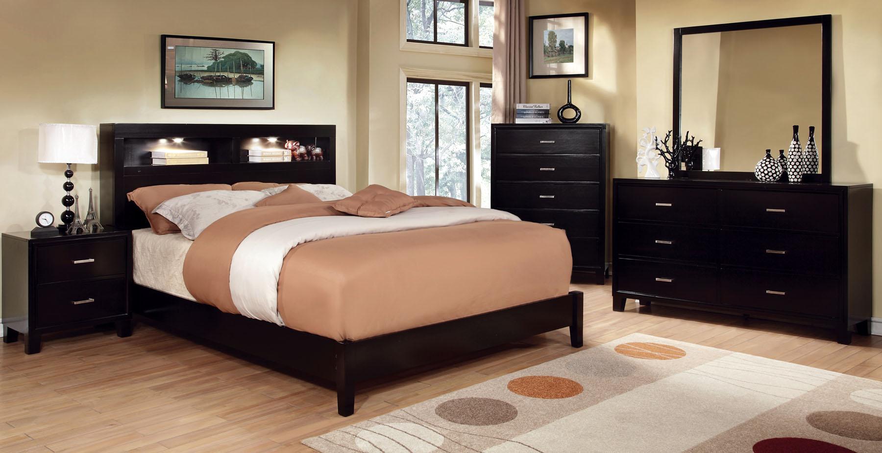 Gerico I CM7290EX 4pc Bedroom Set