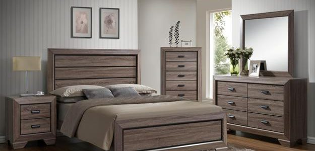4 Pc Bedroom Sets Starting At $499.00