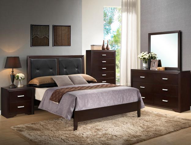 Elijah 4pc Bedroom Set B5300 Furniture Mattress Los