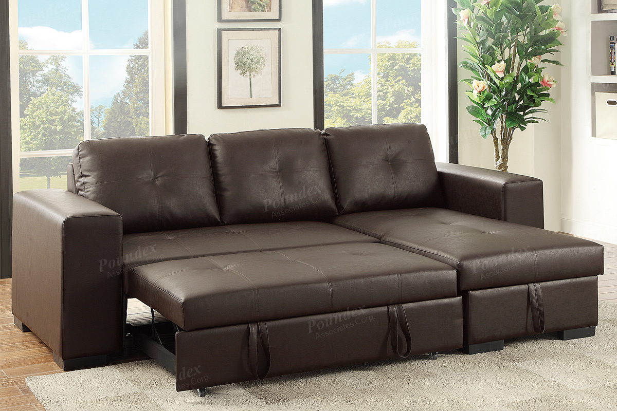 Convertible Sectional F6930