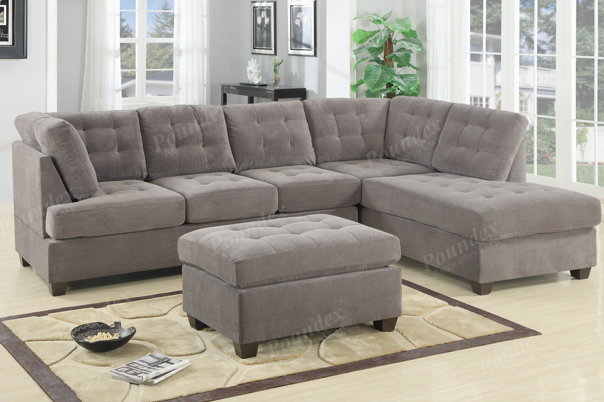 Exceptionnel Sectional F7139