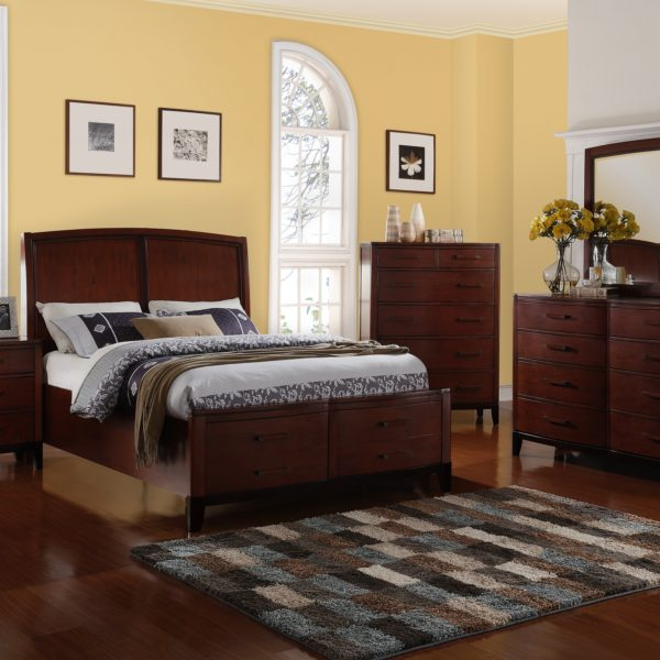 clearance 4pc bedroom set sloane queen furniture mattress los