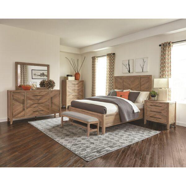Auburn 4pc Bedroom Set