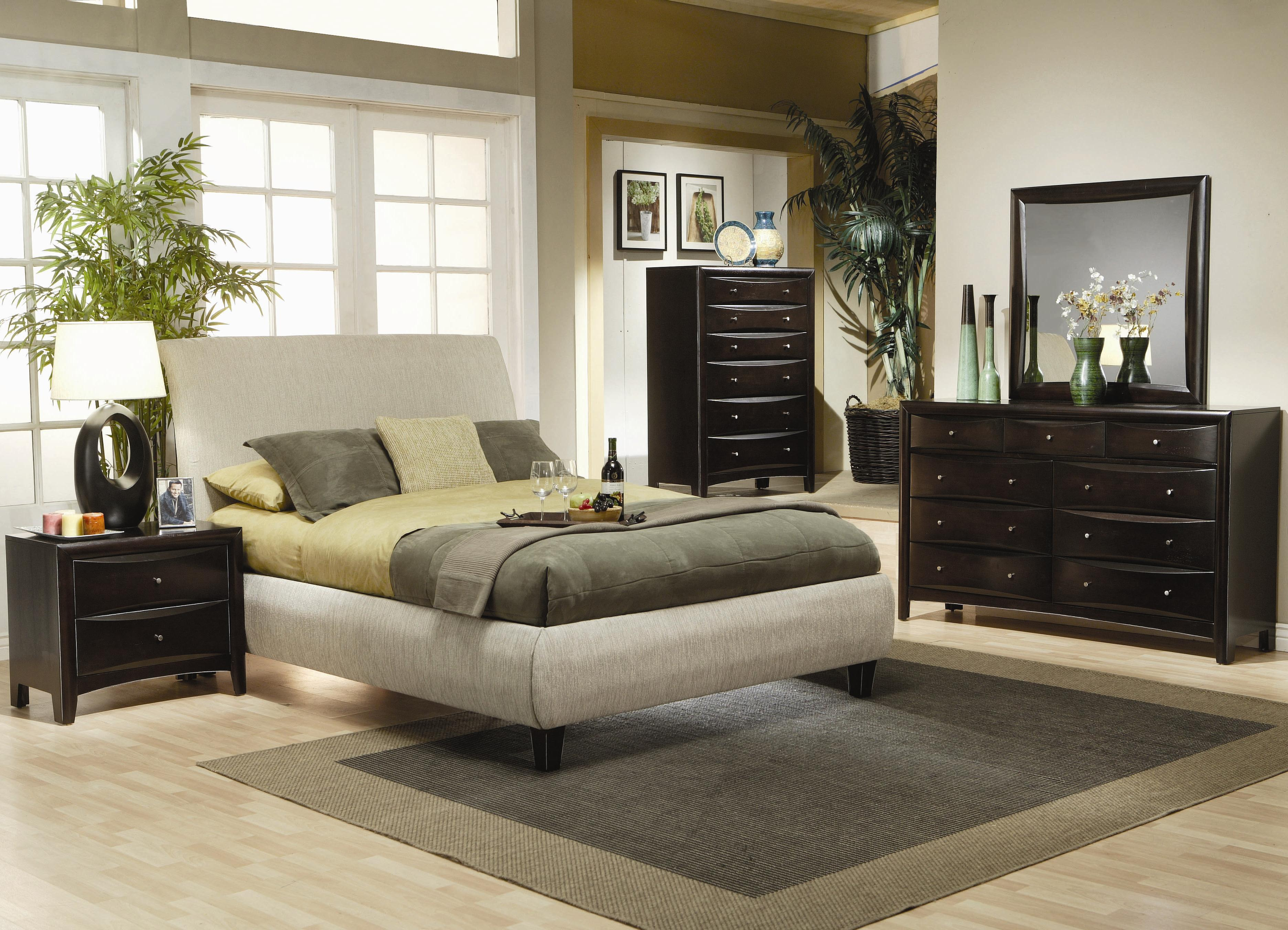 Phoenix 4pc Bedroom Set Furniture Mattress Los Angeles And El Monte