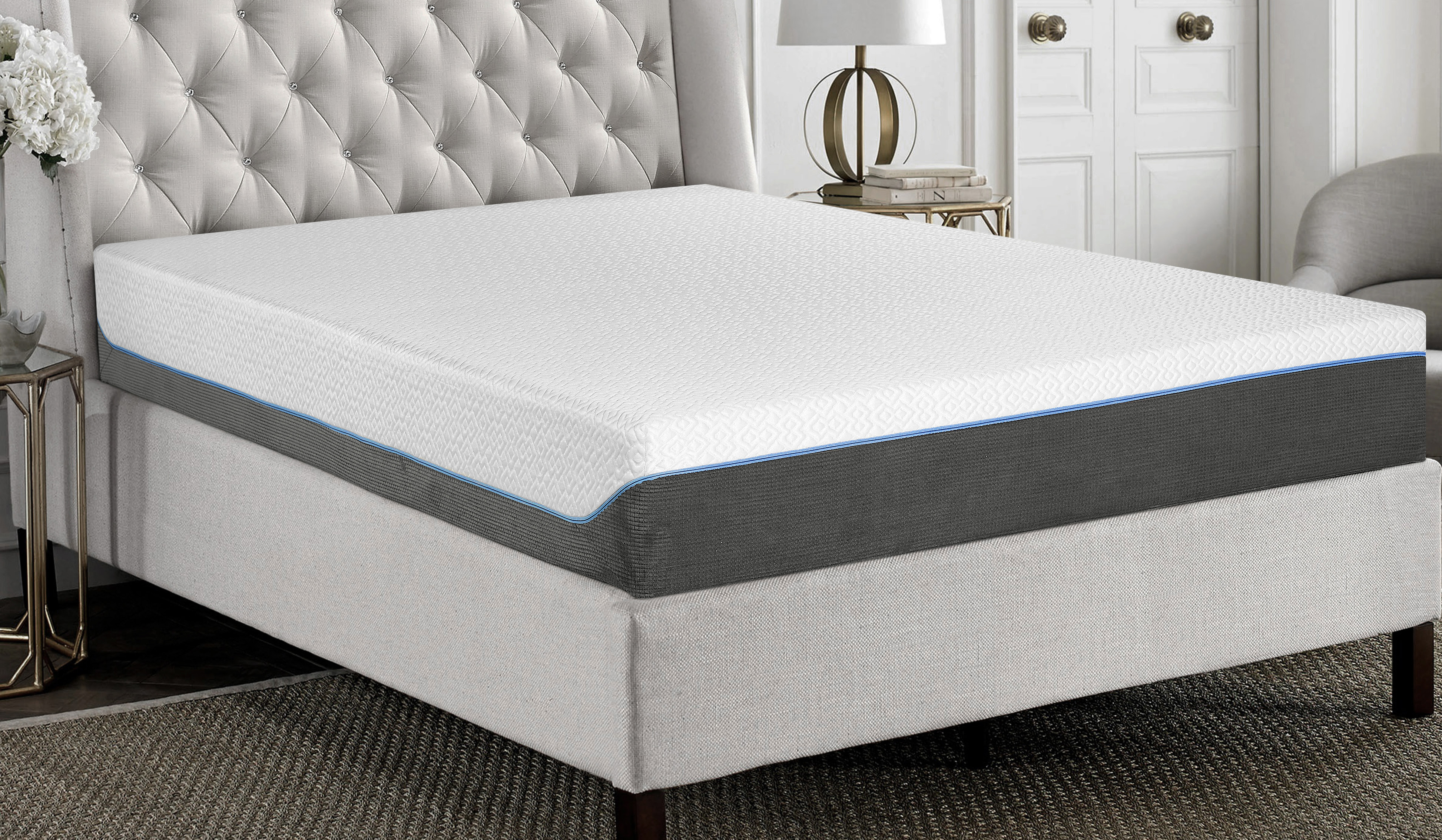 Extra Cooling Quilted Material Mattress