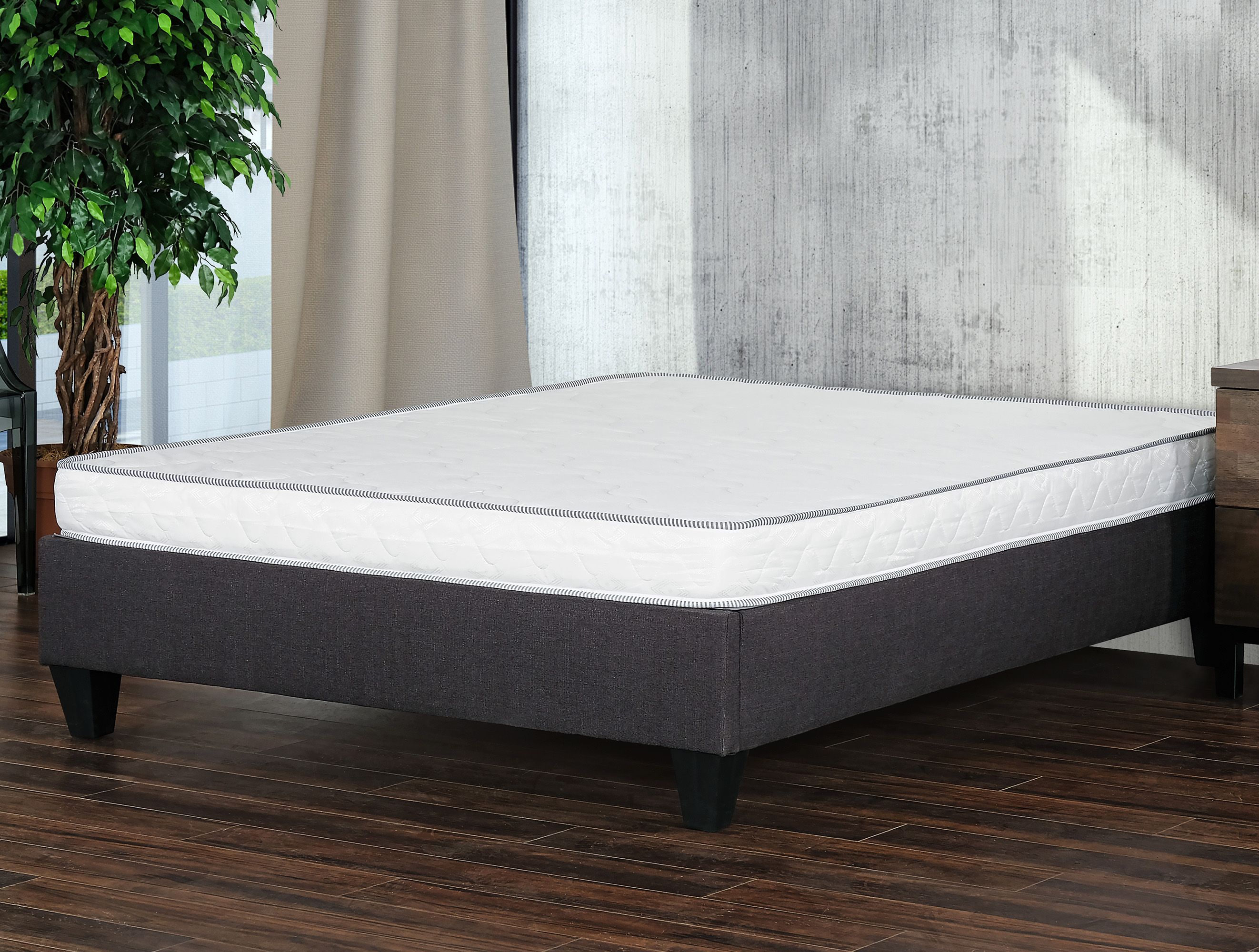 Primo Luna Comfort 6 Foam Mattress Furniture Mattress