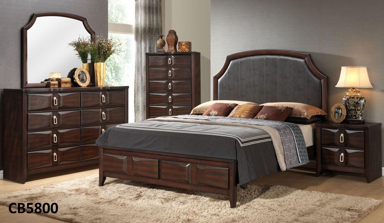 CB5800 Master Bedroom Set